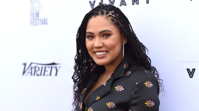 Ayesha Curry attends Variety's Vivant launch