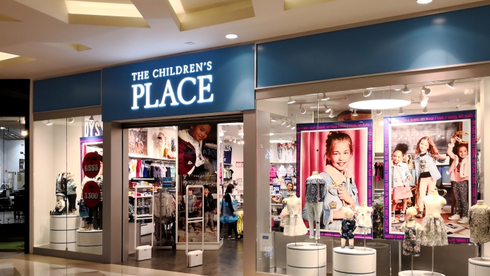 the children's place closing sale