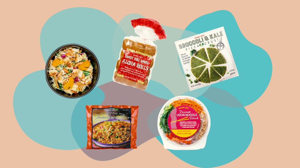 3-Ingredient Dinners You Can Make With All Trader Joe's Products