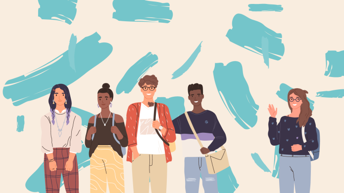 teens social distancing
