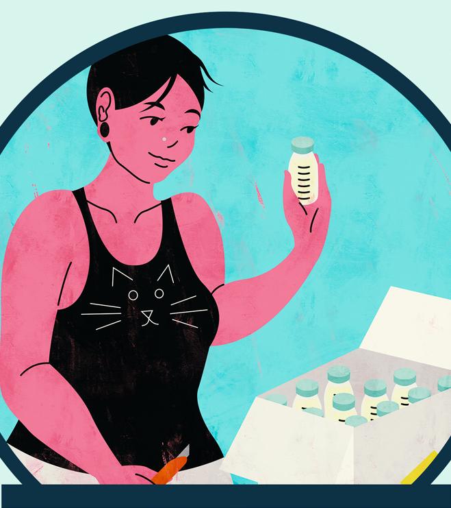 breast milk donor