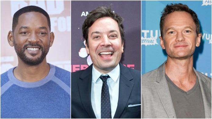 Will Smith, Jimmy Fallon, & More