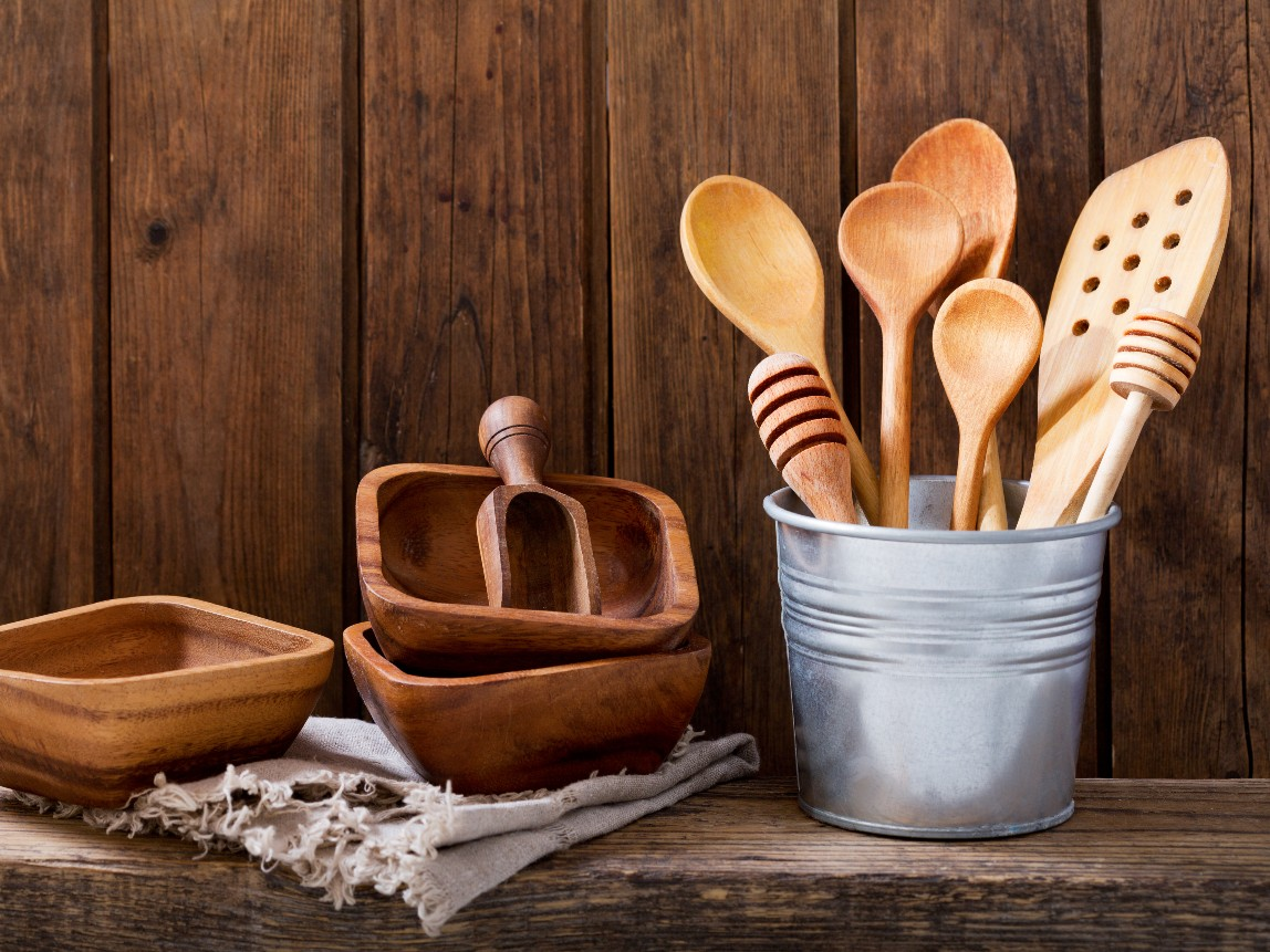 The Best Wooden Cooking Utensils On Amazon Sheknows