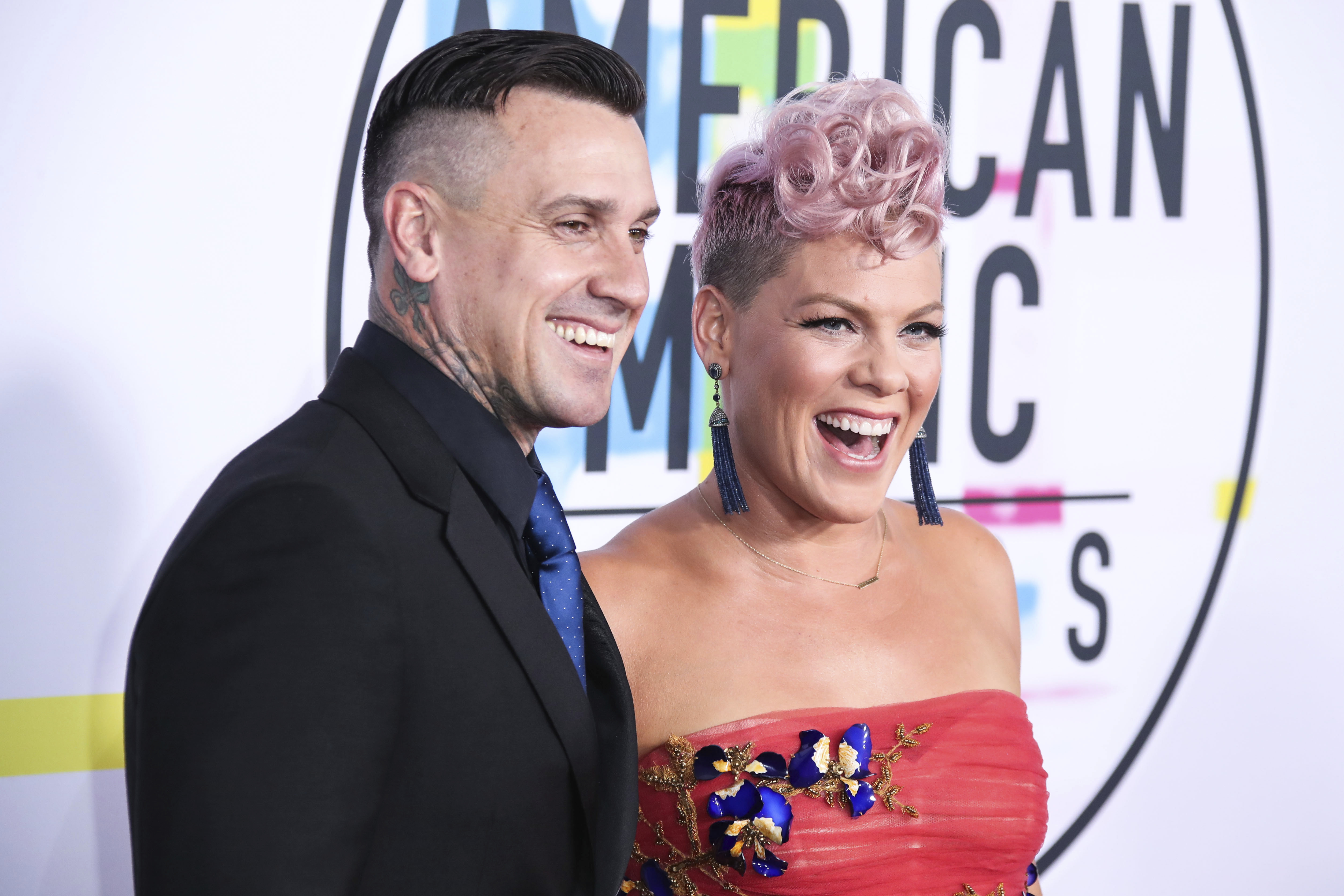 Pink Shares a Totally Relatable Tribute to Husband Carey Hart On His 45th Birthday