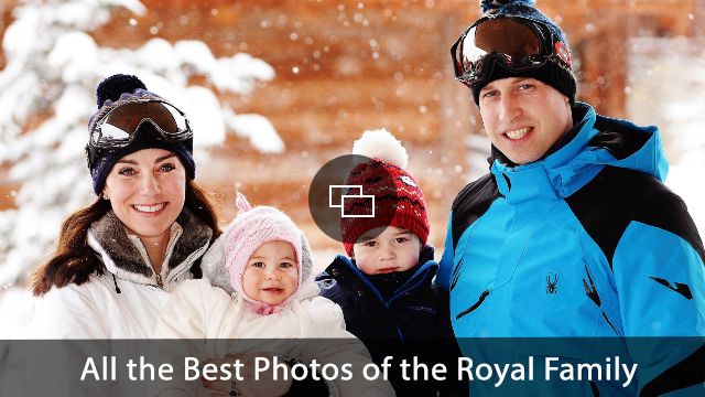 Prince George, Princess Charlotte, Kate Middleton, Prince William