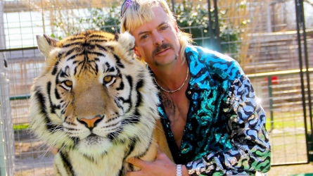 Joe Exotic in 'Tiger King: Murder,