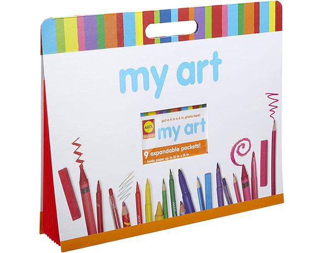 alex toys best keepsake art folder amazon
