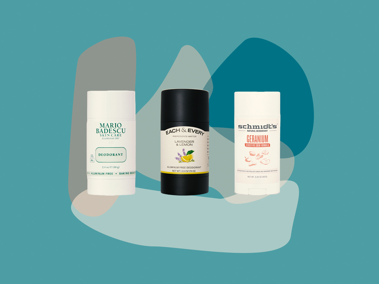 The Best Natural Deodorants Without Baking Soda 20 – SheKnows