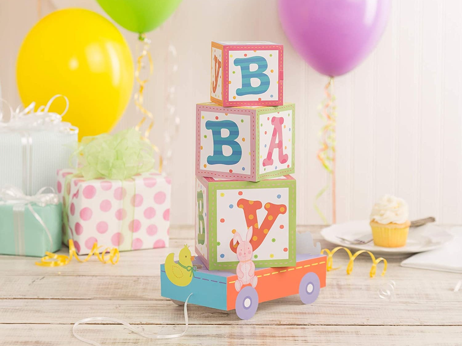 The Best Baby Shower Centerpieces That You Can Buy On Amazon Sheknows
