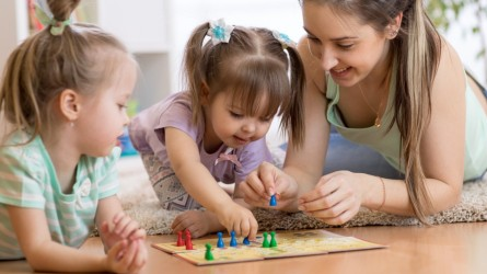 Best Board Games for Toddlers on