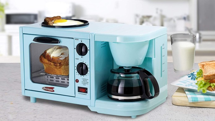 Best Breakfast station toaster oven and