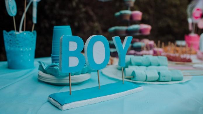 best gender reveal confetti powder amazon