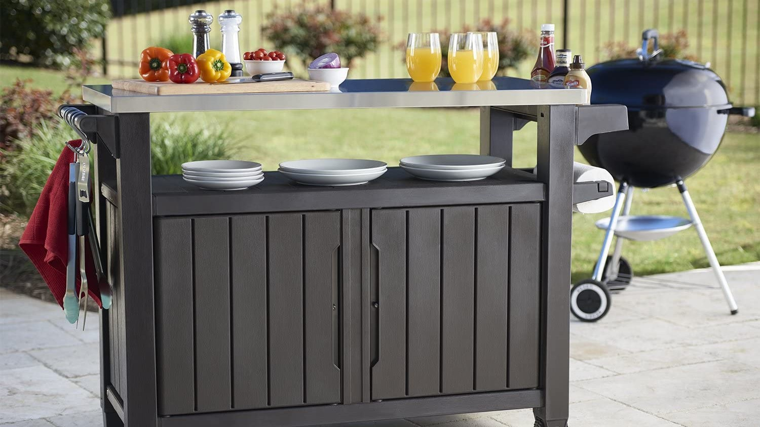 The Best Outdoor Kitchen Islands That You Can Buy On Amazon Sheknows