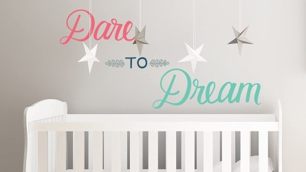 Best Peel-and-Stick Wall Decals on Amazon