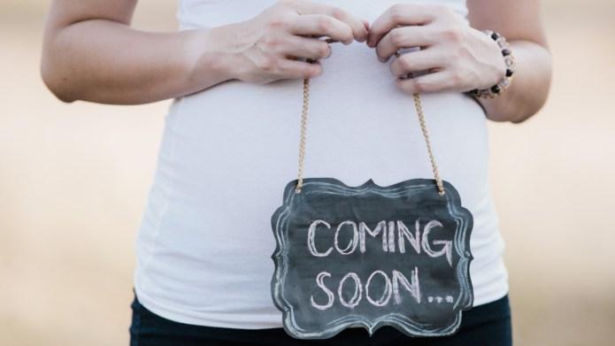 Best Pregnancy Announcement Chalkboards on Amazon
