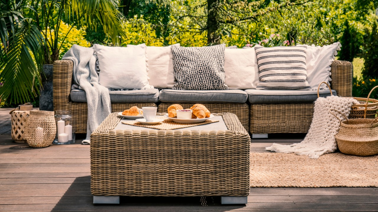 The Best Rattan Garden Furniture That You Can Buy on Amazon – SheKnows
