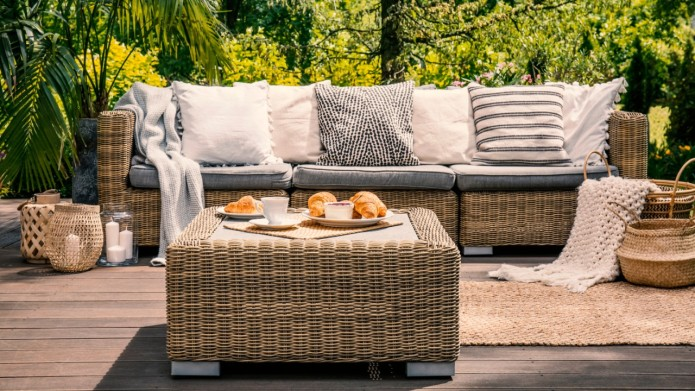 Best Rattan Garden Furniture on Amazon