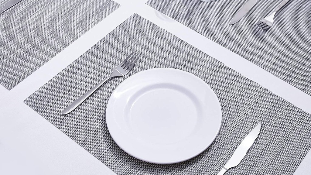 The Best Wipe Clean Placemats That You Can Buy On Amazon Sheknows