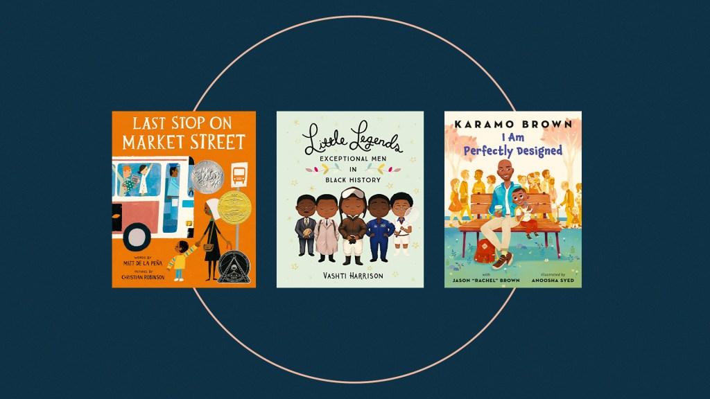 children's books for boys of color