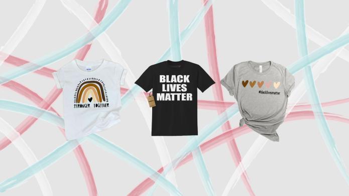 black lives matter shirts kids