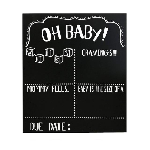 Bảng thông báo mang thai của JennyGems và Bảng quảng cáo hình ảnh