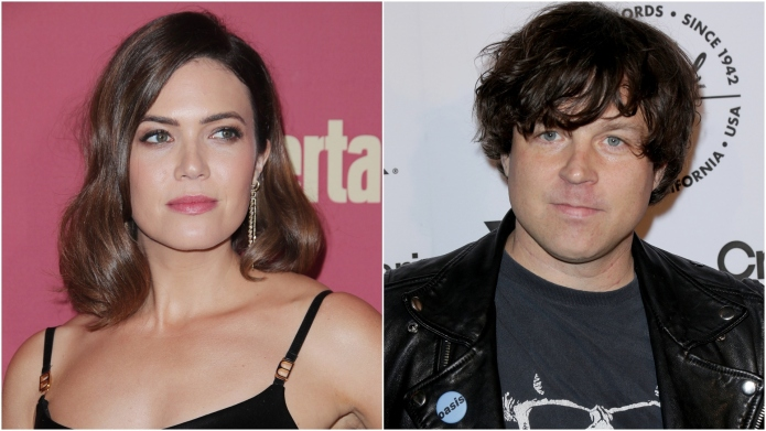 Mandy Moore Reacts to Ex-Husband Ryan