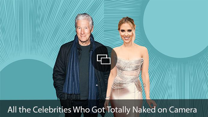 Richard Gere, Scarlett Johansson