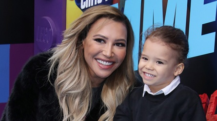 Naya Rivera and son Josey