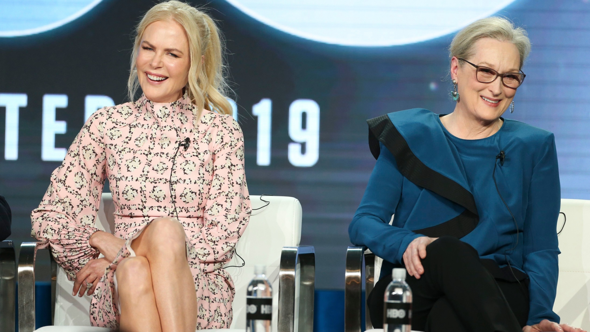 Nicole Kidman Shares Details About New Movie With Meryl Streep