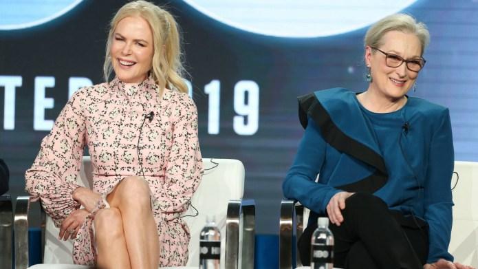 Nicole Kidman Calls Her Next Project