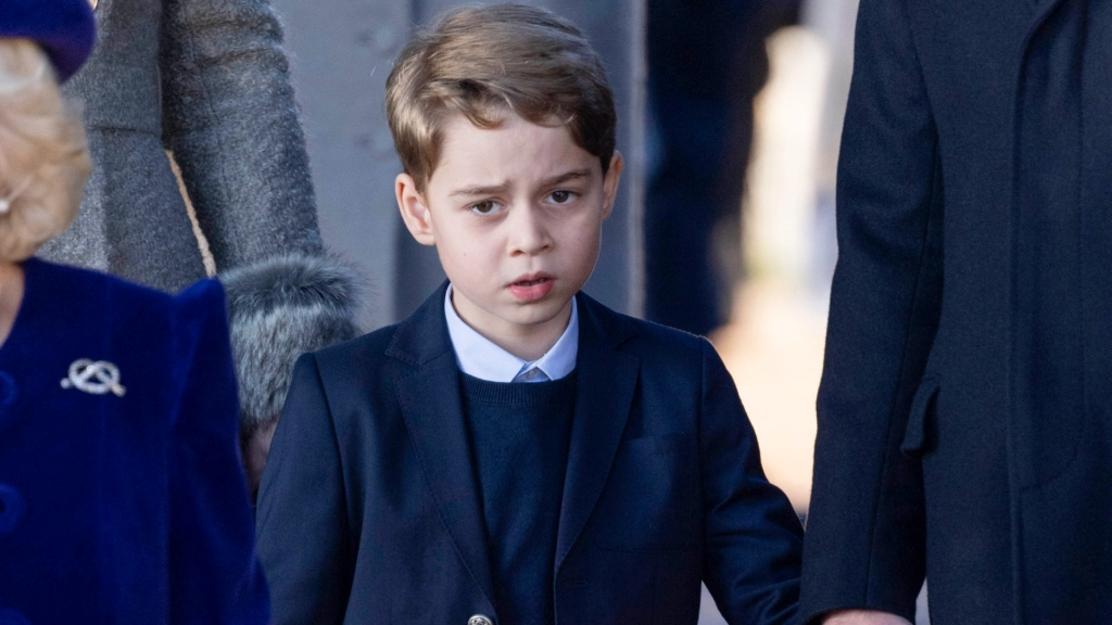Everything We Know About Prince George