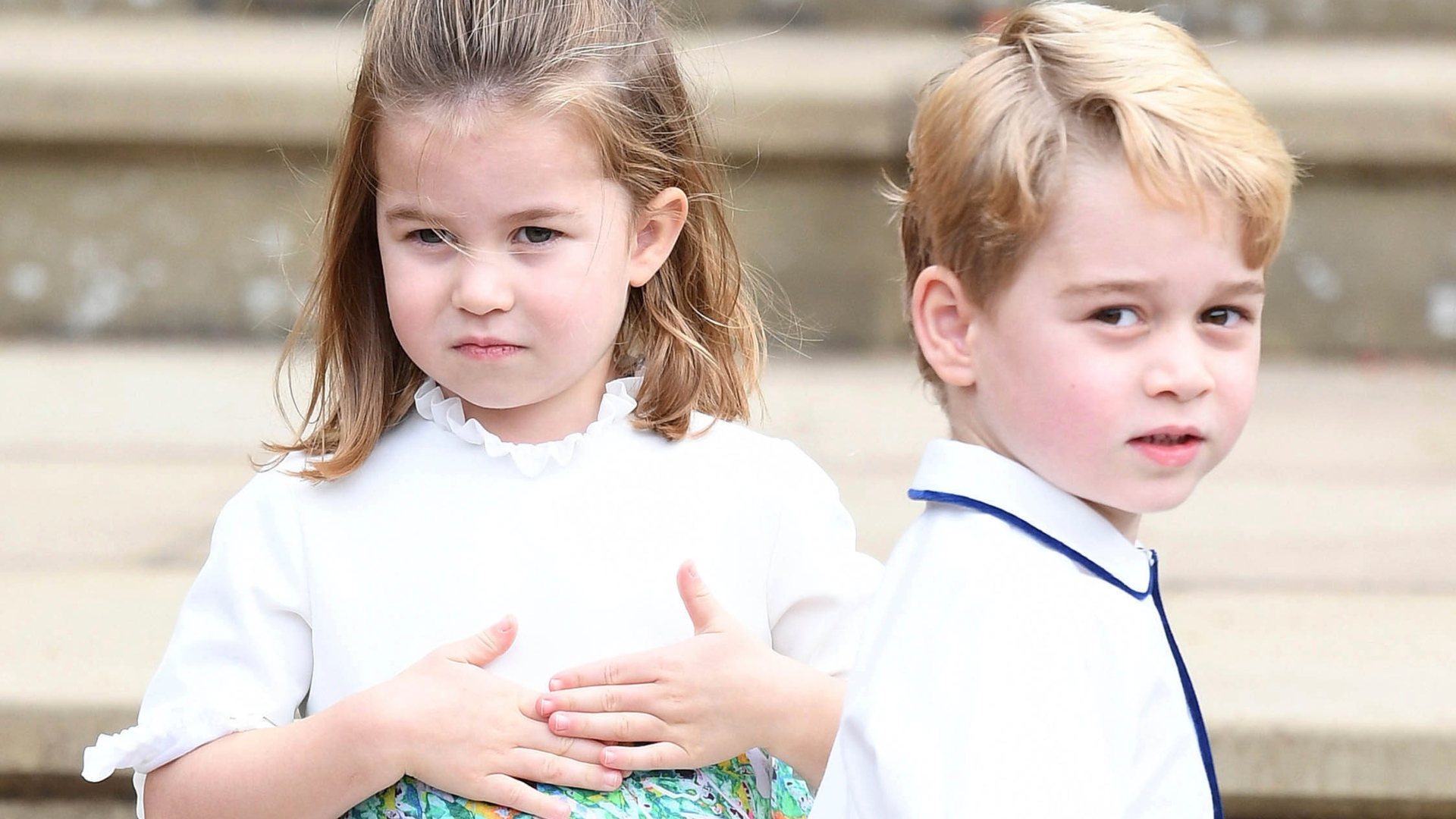 Prince George Turns 7! — See New Photos Taken by Mom Kate Middleton