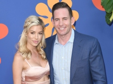 Tarek El Moussa & Heather Rae Young Were a United Front on Christina Haack's Engagement News