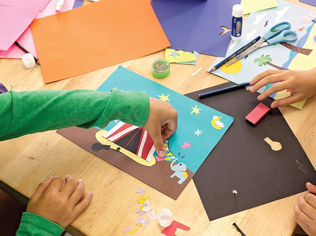 Quality Kids Construction Paper Sets for Endless Craft Projects