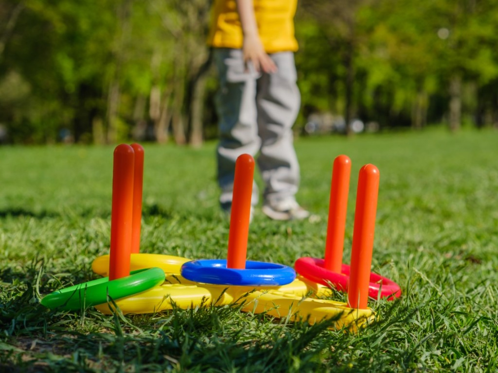 Fun Outdoor Lawn Games for Kids
