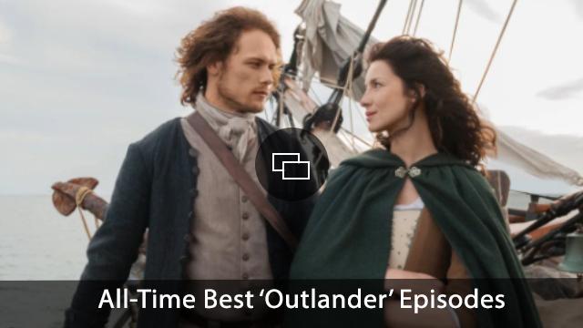 'Outlander' cast Caitríona Balfe, Sam Heughan,