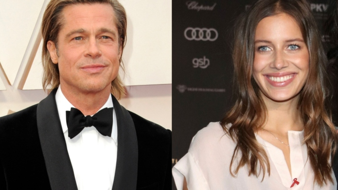 Brad Pitt S New Girlfriend Nicole Poturalski May Be In Open Marriage Sheknows
