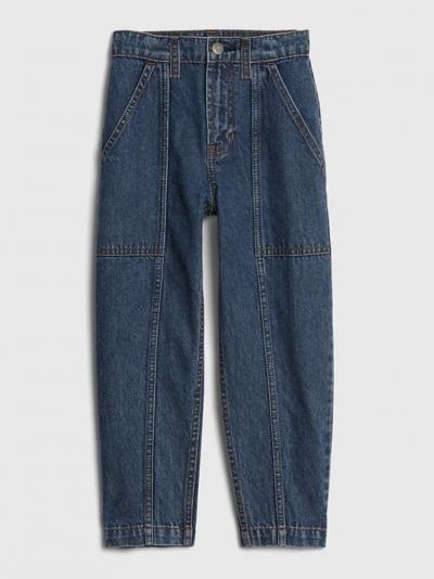 gap barrel jeans