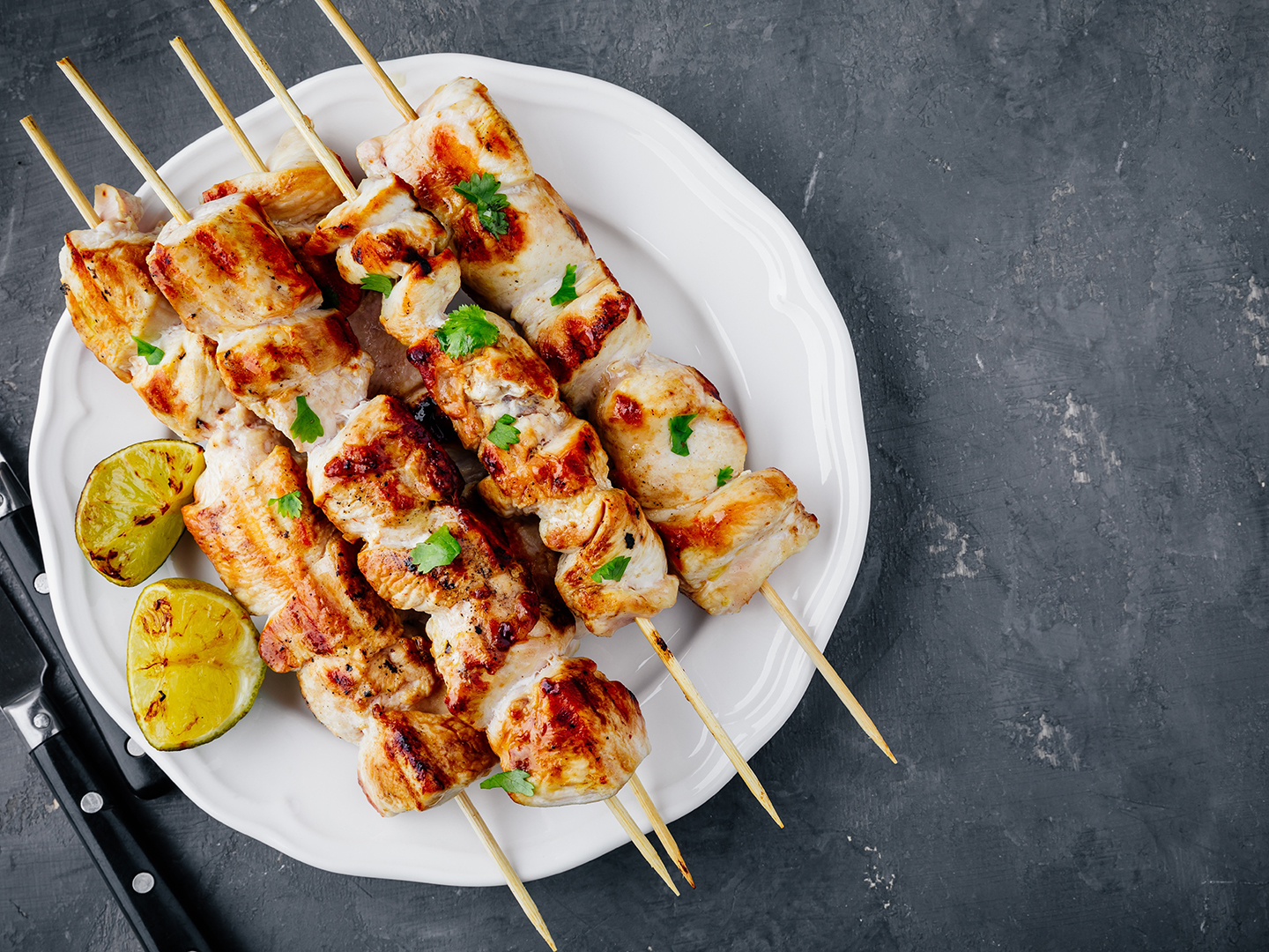 Giada De Laurentiis Shares Surprising Chicken Skewers Recipe Sheknows