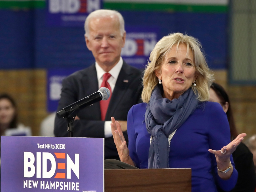6 Things to Know About Dr. Jill Biden