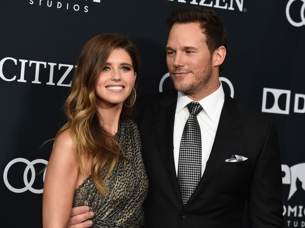 Chris Pratt & Katherine Schwarzenegger Share Their Baby's First Photo & Elegant Name