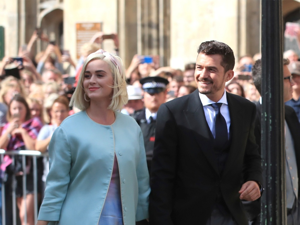 Katy Perry & Orlando Bloom's Baby Name is Basically an Entire Flower Garden