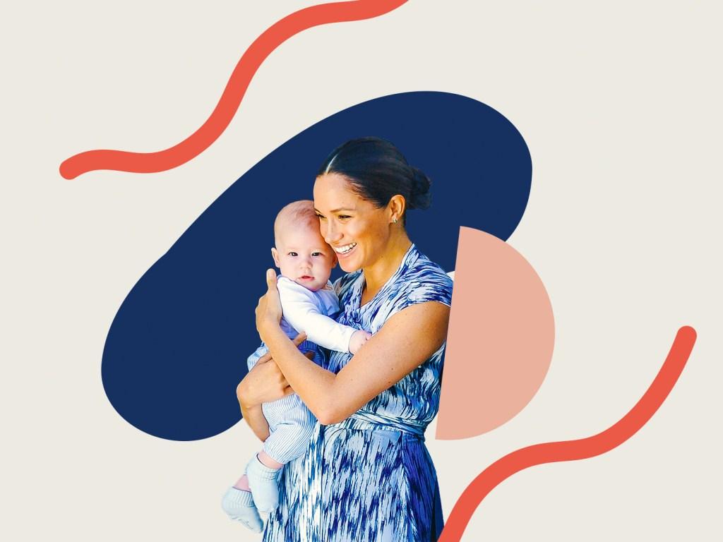 Meghan Markle's Royal Mom-Life - cover