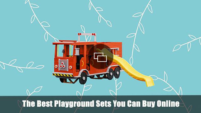 Playground set slideshow embed