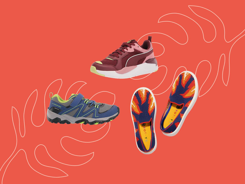 Best Kids Back to School Sneakers