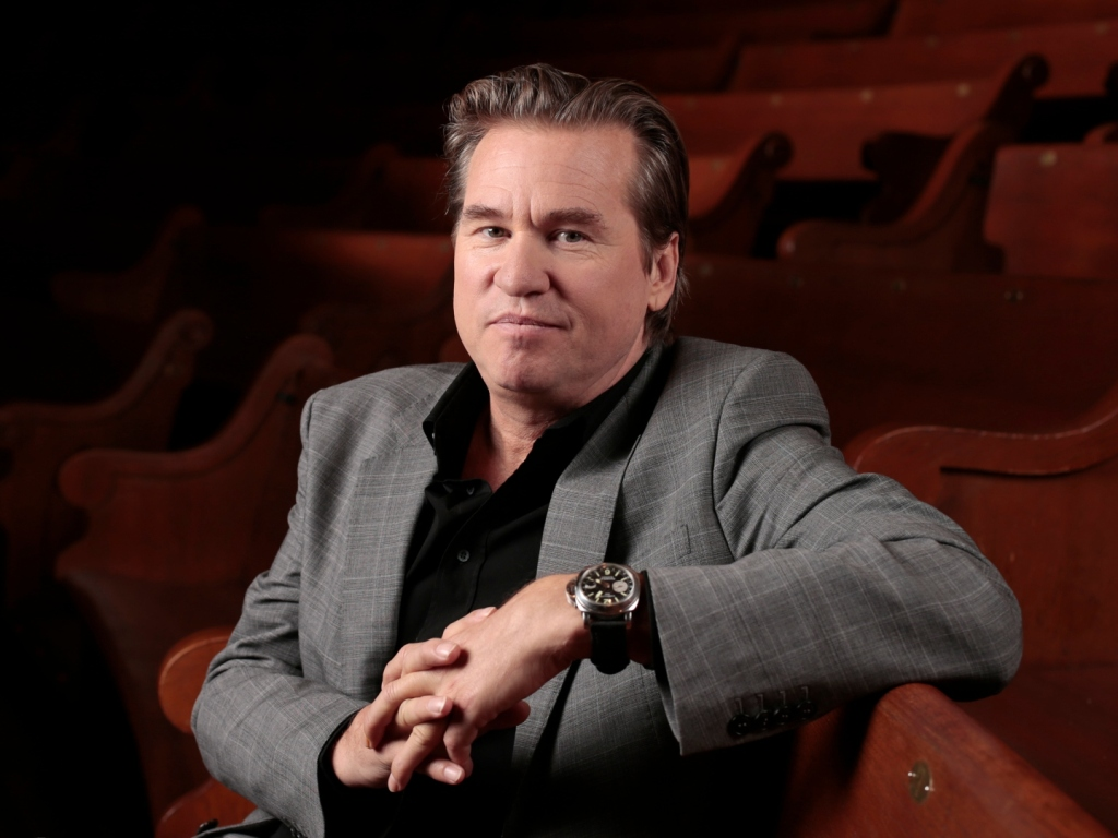 Watch Val Kilmer Open Up About Working with Daughter Mercedes on 'GMA'