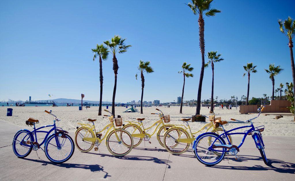 Long Beach Bike rental