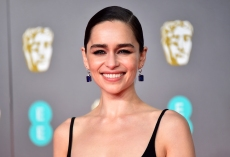 Emilia Clarke Shares What Her Near-Death Experiences & Grieving Her Father TaughtHer