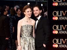 'Game of Thrones'Rose Leslie and Kit Harington's Pregnancy Was Announced In Breathtaking Photoshoot
