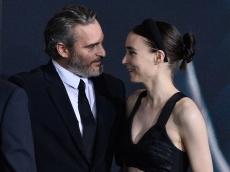 Joaquin Phoenix & Rooney Mara's Baby Name Tribute to River Phoenix Has Us Sobbing